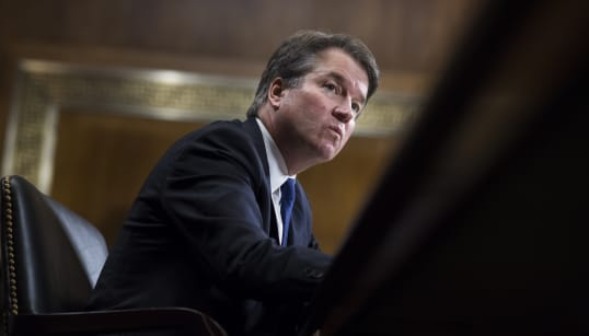 Brett Kavanaugh Confirmed To US Supreme Court As Senate Rejects Me Too