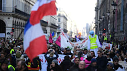 18.000 manifestants à Paris pour la