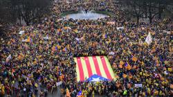 Environ 45 000 manifestants à Bruxelles pour soutenir la