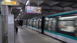 La pollution dans le métro de Paris jusqu'à 30 fois plus élevée que dans la