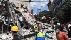 Pocas réplicas del sismo: Cenapred; Segob activa