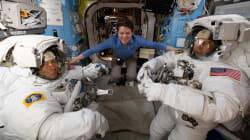 La NASA annule la sortie spatiale 100% féminine... à cause de la taille des