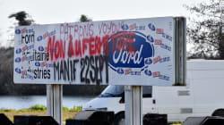 À l'usine Ford de Blanquefort, le plan social est