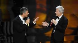 Fiorello sta con Baglioni: