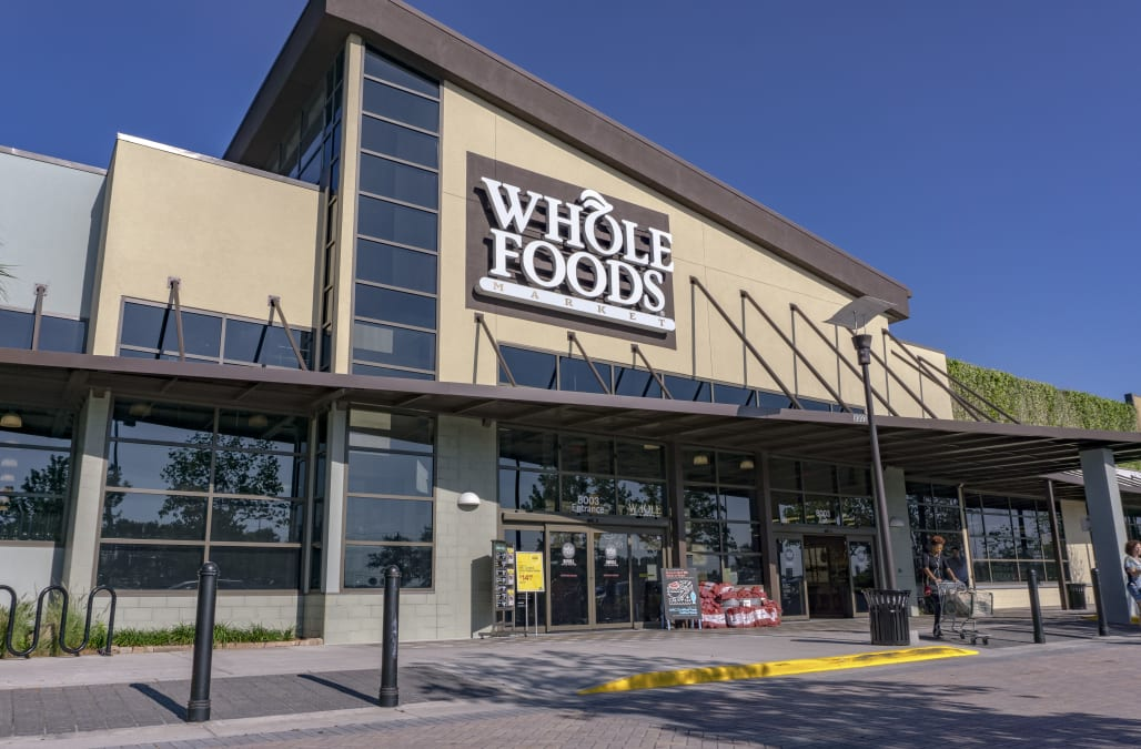 Arsenic found in bottled water sold by Whole Foods and