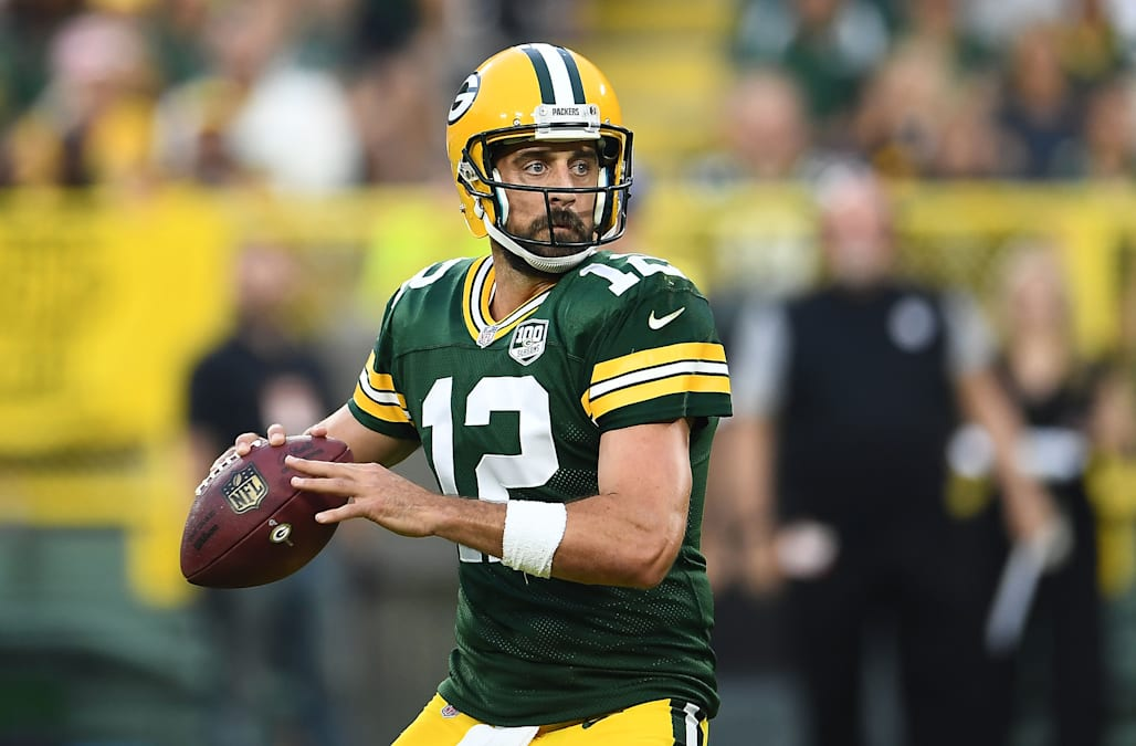 Aaron Rodgers is now highest-paid player in NFL history