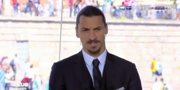 """Zlatan Ibrahimovic: """"Le sélectionneur qui pense que Karim Benzema n'est pas assez bon pour l'équipe n'a rien à faire ici"""""""