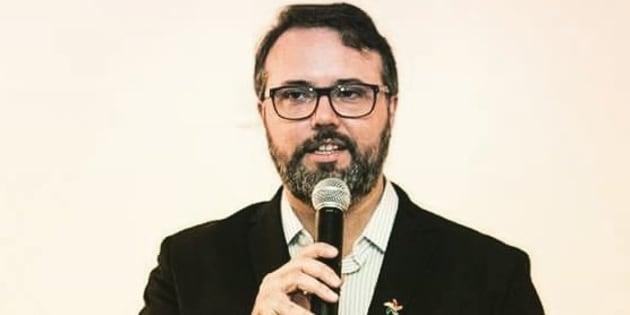 Daniel Cara representou o PSol no Conhecer Eleições 2018.