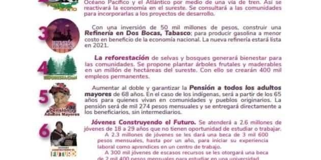 Parte frontal de la boleta de la segunda consulta nacional, a realizarse el 24 y 25 de noviembre.