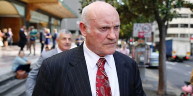 Justice Christine Adamson told the court Ian Macdonald had betrayed the people of NSW.