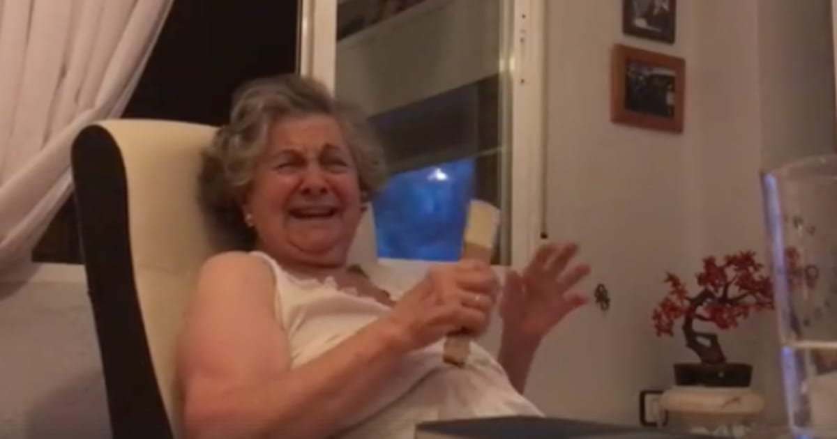 Una tronchante abuela sevillana se ha hecho famosa por comentar 'Juego de Tronos'