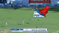 Wriddhiman Saha Takes A Blinder Behind The Stumps And The Internet Cannot Stop