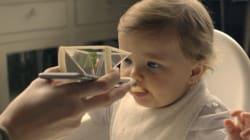 Nutricionistas piden explicaciones a Nutribén por crear una cuchara con soporte para el