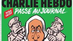 Charlie hebdo salue l'arrestation de Peter Cherif à sa