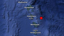 Après la tempête Kirk, un séisme frappe les Antilles pendant la visite de