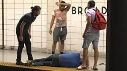 トロントの地下鉄で盲目の男性が線路に転落。助けた男性に「ヒーローだ」と称賛の声