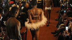 David Tlale Saved The Show And Took Us back In Time To The Roaring