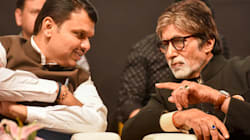 A Politician 'Fan' Of Amitabh Bachchan Landed In A Controversy For Asking The Actor Not To Appear In GST