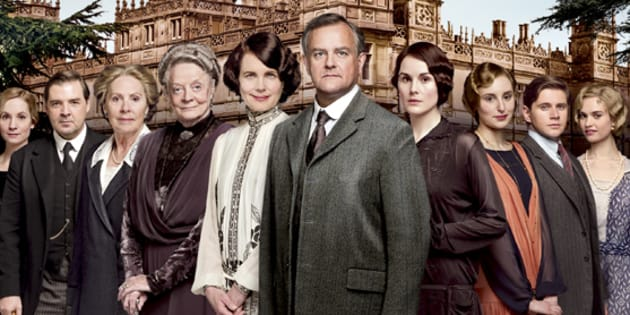 DOWNTON ABBEY Film Reportedly In the Works; Filming to Begin This September?