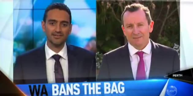 Western Australia will be plastic bag-free from July 1, 2018.