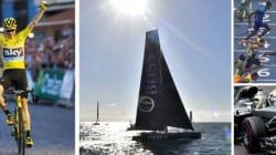 16 heures d'écart entre Le Cléac'h et Thomson après 74 jours de Vendée Globe: un écart pas si court si on