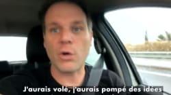 Rémi Gaillard répond aux accusations de plagiat par un coup de gueule contre la