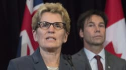 There's Nothing Wynne Can Do To Sugarcoat Her Health Minister's