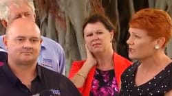 Pauline Hanson Finds Out One Nation Candidate Owns Sex Shop Live On