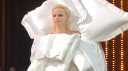 À la Fashion Week de Paris, Viktor & Rolf créent la surprise avec cette