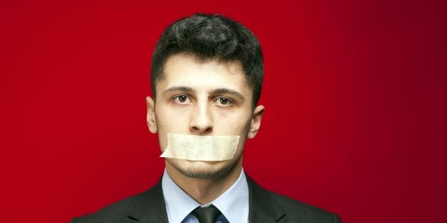 Le droit des citoyens à s'exprimer librement est menacé mais nos voix ne seront pas réduites au silence