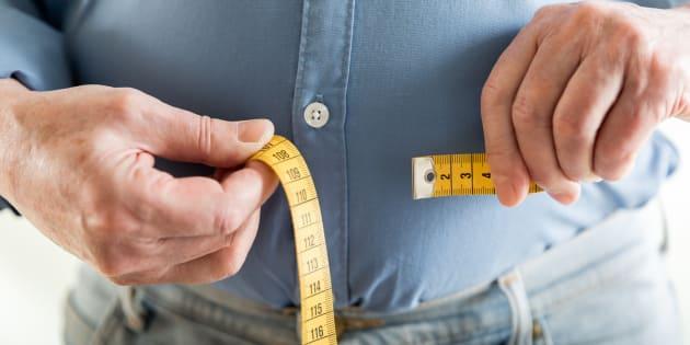 OverweightUn humain sur quatre pourrait être obèse dans trente ans.