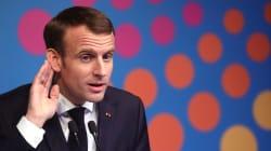 Macron demande aux partis et syndicats