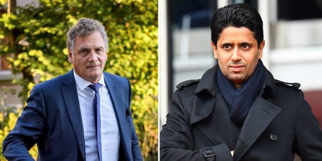 Al-Khelaïfi soupçonné d'avoir prêté une villa en Sardaigne à Valcke pour le corrompre, une enquête ouverte à la Fifa