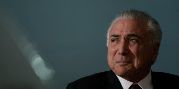 """Para o Palácio do Planalto, """"autoridades tentam criar narrativas que gerem novas acusações"""" contra o presidente Michel Temer."""