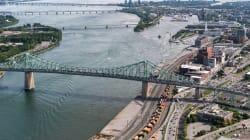 Pas de vélos sur le pont Jacques-Cartier cet