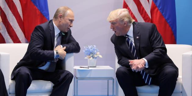 Donald Trump telefona a Vladimir Putin per ringraziarlo degli elogi. E fa il punto su Kim