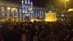 Cientos de venezolanos piden que el Gobierno reconozca a Juan Guaidó como nuevo presidente de