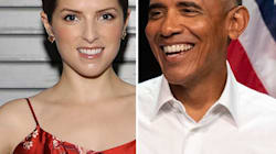 Anna Kendrick Finally Reveals What She Said To Make Barack Obama Laugh So