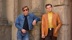 'Once Upon A Time In Hollywood' First Look Reveals Sixties-Era Leonardo DiCaprio, Brad