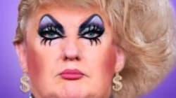 'Drag queens' planean una megaprotesta contra Trump en Reino