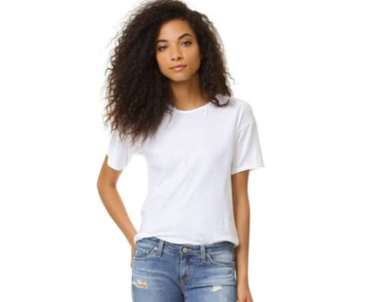 20 best white tees your closet probably is missing