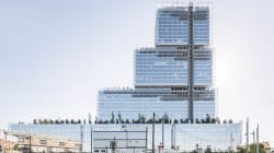 PHOTOS - Visitez le nouveau palais de justice de