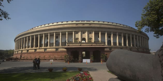 A file photo of the Parliament building.