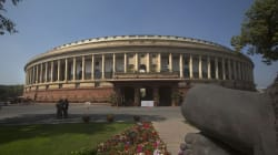 Allegedy Unhappy With Govt Policies, Man Tries To Jump From Lok Sabha