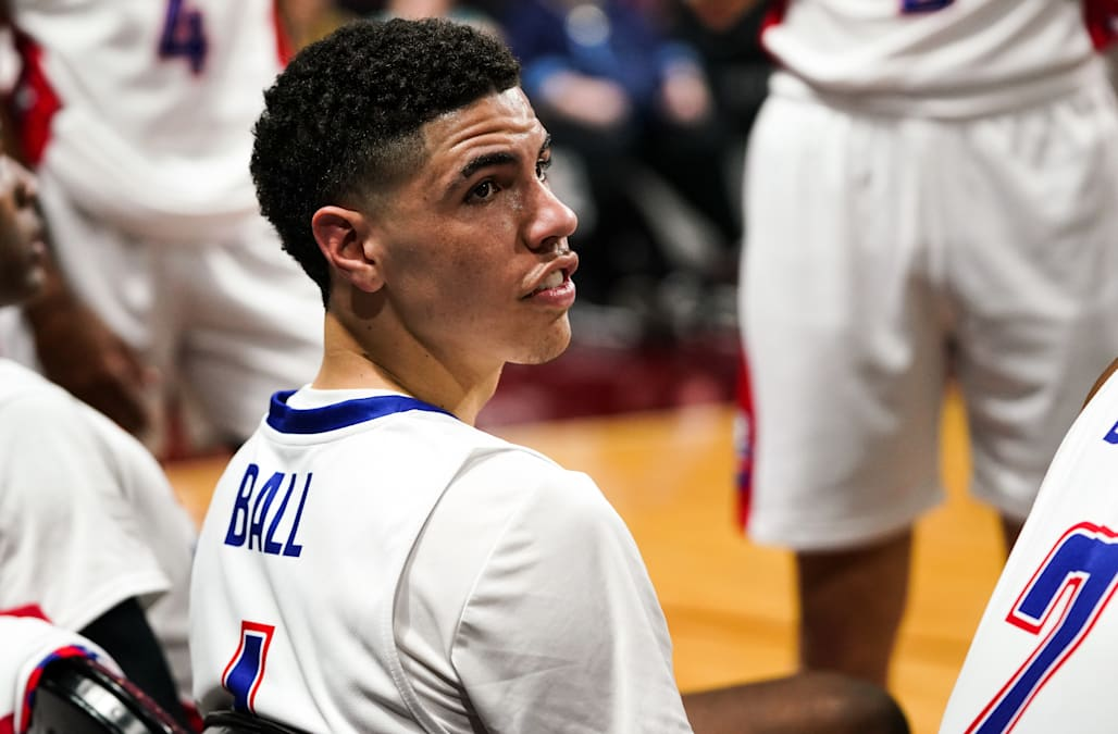 on sale 3e30f 6d55c LaMelo Ball reportedly considering playing in Australia ...