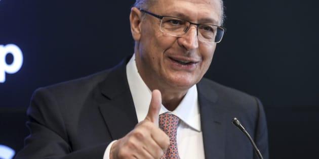 Processo que envolve o ex-governador de São Paulo Geraldo Alckmin segue em sigilo de Justiça.