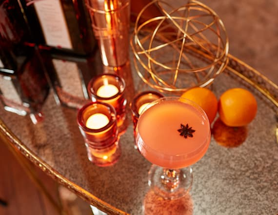 Cocktails to get you in the holiday spirit