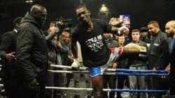 Le boxeur Patrice Quarteron visé par des coups de