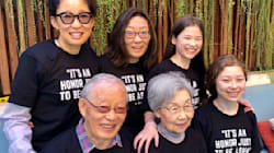 Sandra Oh's Awesome Family Photo Is Missing 1 Thing To Make It