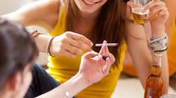 Le cannabis devance l'augmentation des symptômes psychotiques chez les